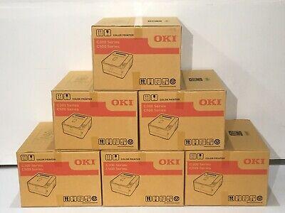 Okidata C531DN Color Laser Duplex Network Printer 62443701 SEALED✅❤️️✅❤️️✅❤️️✅❤️ ()