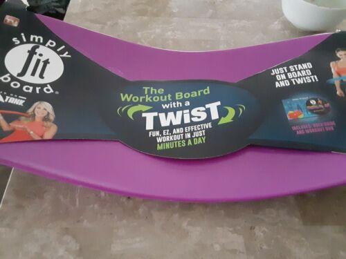 As Seen on TV- Simply Fit Board- Purple