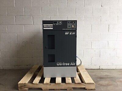 2008 Atlas Copco Sf2 Ff Oil-free Scroll Compressor