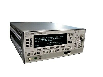 Agilent 83620b Synthesized Swept Signal Generator System 10mhz-20ghz Option 004