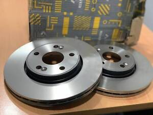 Renault Scenic RX4 2.0lt Front Brake Disc Rotors 7701206198 Myaree Melville Area Preview
