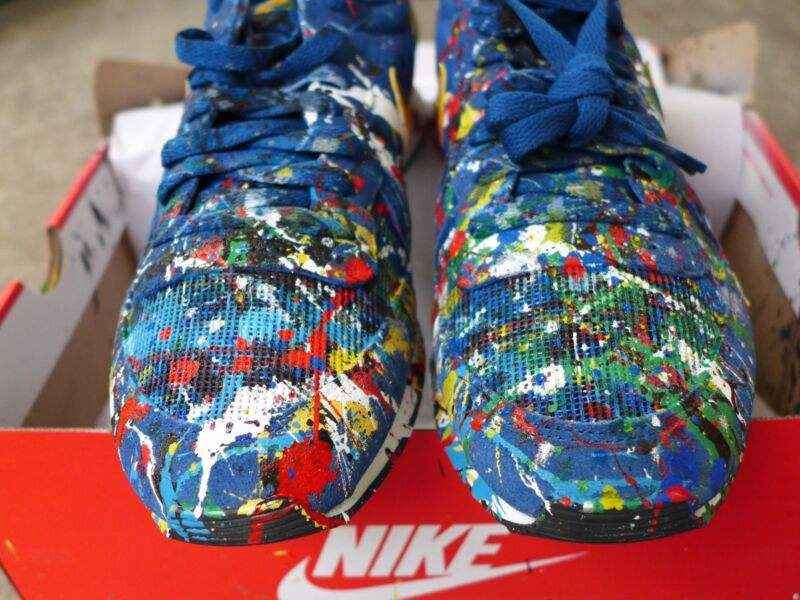 Mr. Brainwash Nikes – eine ungewöhnliche Ergänzung Ihrer Sneakersammlung