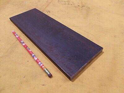 A-36 Steel Flat Bar Stock Welding Tool Die Shop Plate A36 Stock 12 X 4 X 11 38