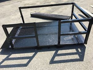Order Picker Platform in excellent condition and quality
