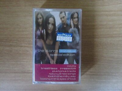 THE CORRS - IN BLUE SPECIAL EDITION Korea Edition New Cassette Tape