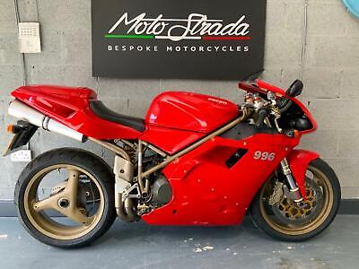 Ducati 996 Biposto / Only 5931 Miles / Not 916 998 748