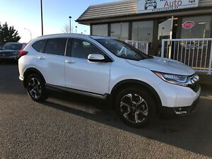 2017 Honda CR-V Touring SOLD TO A GREAT CUSTOMER
