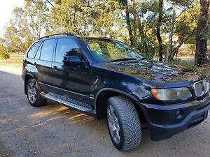 2003 BMW X5 Wagon/AUTO/RWC/REGO/WARRANTY AVAILABLE
