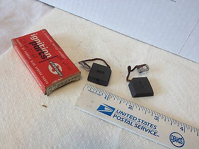 Minneapolis-moline And Ih Truck Generator Brushes Nos.  Item 6686