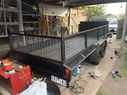 Heavy duty bobcat trailer Meadow Heights Hume Area Preview
