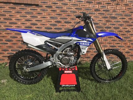 FOR SALE 2017 yz250f