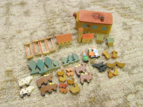 Wood Noah Ark and More