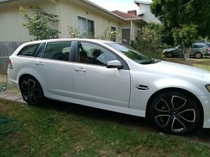 2010 Holden Commodore ve sv6 sports wagon