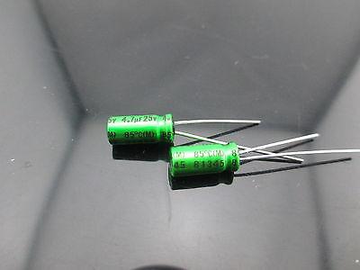 Japan 10pcs Nichicon Muse Es Bp 4.7uf 25v 4.7mfd Audio Capacitor Caps