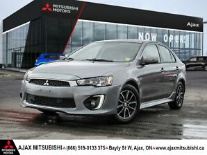 2016 MITSUBISHI LANCER SPORTBACK-ACCIDENT FREE / LOW KM'S!!!!