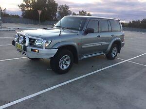 Nissan Patrol Diesel Turbo Campbelltown Campbelltown Area Preview