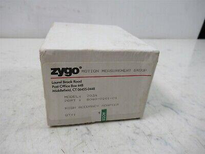Zygo Motion Measurement 7034 High Accuracy Adapter Interferometer 8040-0101-01