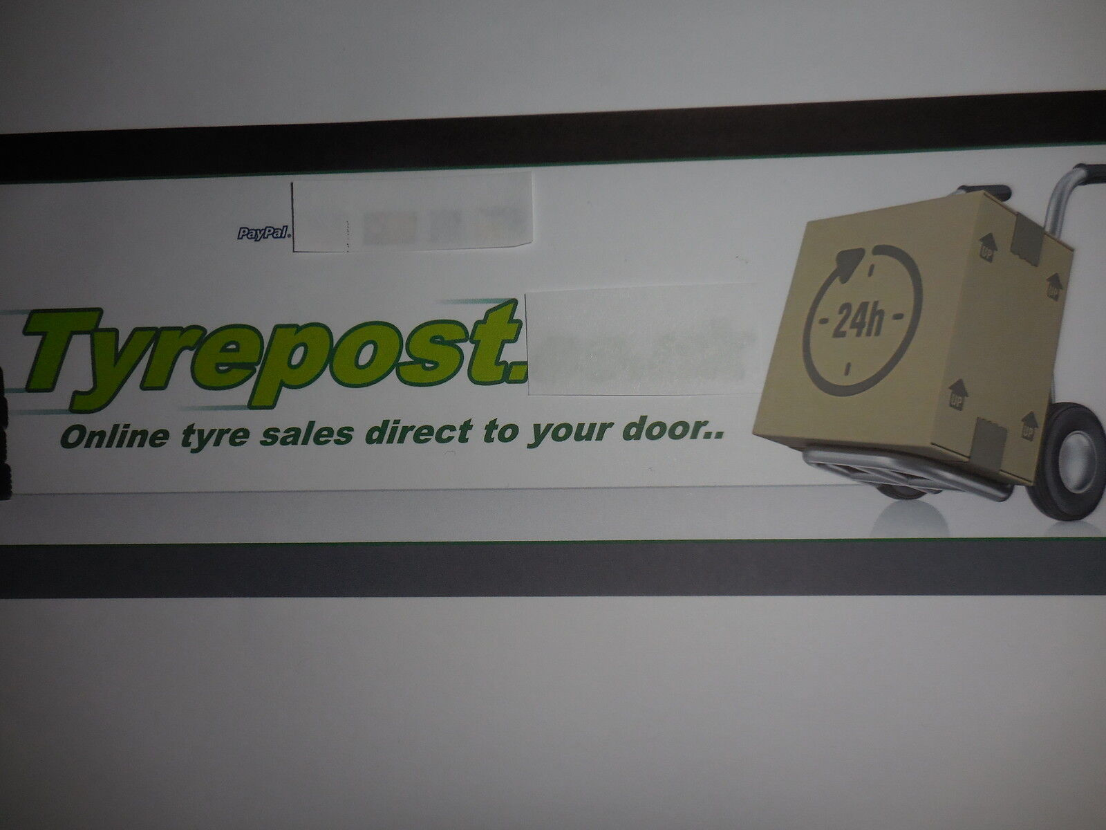 tyre-post