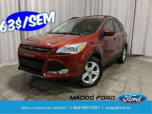 2015 Ford Escape SE AWD, CAMERA MAGS A VOIR!!