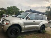 MITSUBISHI PAJERO EXPECTED TURBO DIESEL 4 CYL Darra Brisbane South West Preview