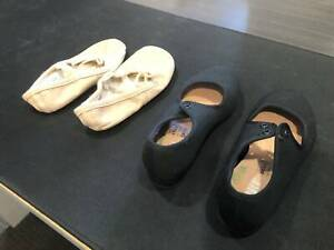 Kids Dance Shoes & Ballet Shoes Labrador Gold Coast City Preview