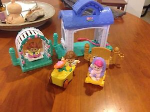 Little people garden party set Redland Bay Redland Area Preview