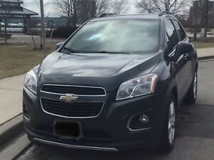 2013 Chevy Trax, Bluetooth, Back up Camera, & more. Certified.