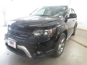 2017 Dodge Journey Crossroad! ALLOYS! NAV! LEATHER!