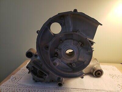 Vespa PX125 150 ENGINE CRANK CASE CASING 2 STROKE 150CC 5 PORT NON AUTO LUBE