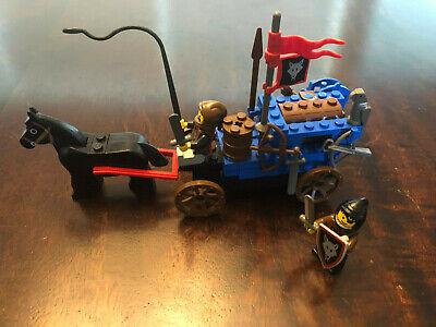 LEGO Castle Wolfpack Renegades set 6038 - With Instructions vintage 1992