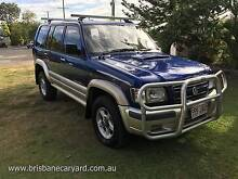 HOLDEN JACKAROO SE LWB DIESEL TURBO 3.0L MANUAL + 6 MONTH REGO Yeerongpilly Brisbane South West Preview