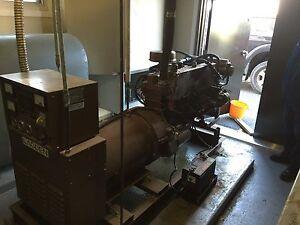 Génératrice industrielle 50kw