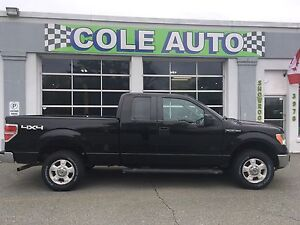 Low Km' Accident free 2010 F-150 4x4.  Motivated to sell!