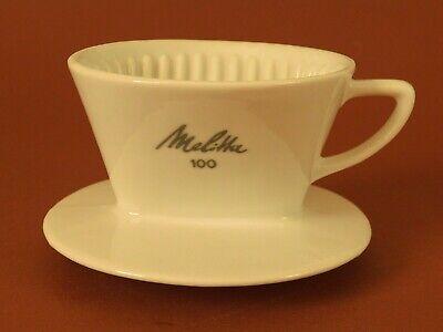 Melitta Filter 100 Porzellan 3 Loch