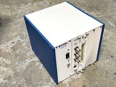 National Instruments Ni Scxi-1000s Data Acquisition Scxi-1600 Module Scxi-1125