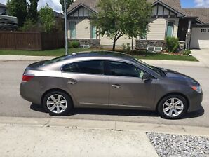 LOW KM PLUS WIBTER TIRES AND RIMS! 2012 Buick LaCrosse