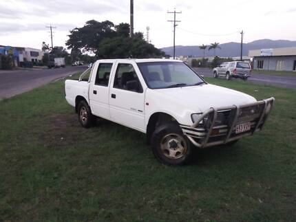 1998 Holden Rodeo Ute vs RWC Bungalow Cairns City Preview