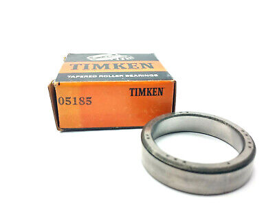 New Timken 05185 Tapered Bearing Cup
