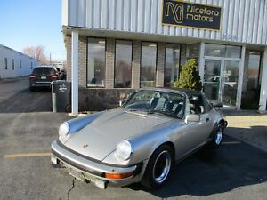 1982 Porsche 911 SC TARGA MINT CONDITION!!!