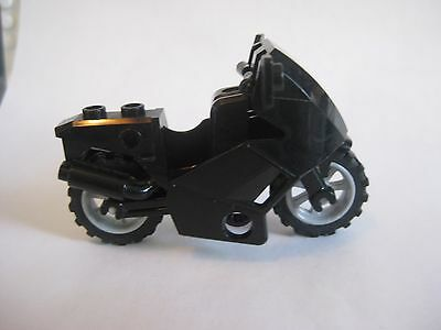 Lego MOTORCYCLE for Minifigures to Ride - City Town Catwoman - Catwoman For Kids