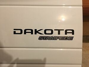 2003 Dodge Dakota Stampede Tailgate