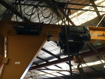 crane jib 5T Malaga Swan Area Preview