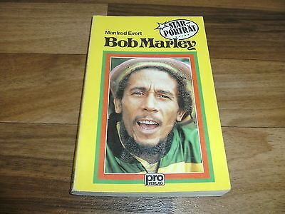 Manfred Evert -- BOB MARLEY // Star-Porträt des Rastamanns / 1981