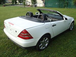 1998-Mercedes-Benz-SLK-Class-SLK230-Kompressor-Roadster-CLEAN-Title