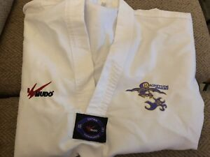 Magnitude Taekwondo Uniform