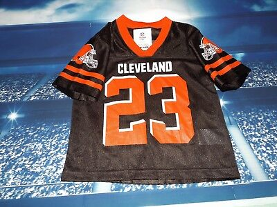 Cleveland Browns NFL Jersey, Infant Size 18 Months, BRAND NEW