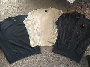 Men's Sweaters Gap Pronto Uomo & Warehouse Jeans Sz M