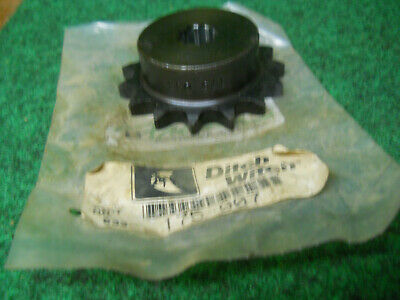 Ditch Witch 175-007 Pump Coupling Sprocket Fits Martin 40b15 175-033