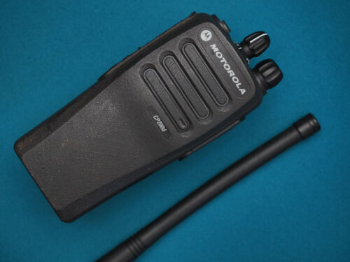 Motorola CP200d VHF 136-174MHz 5W Two-Way Radio WORKS TESTED