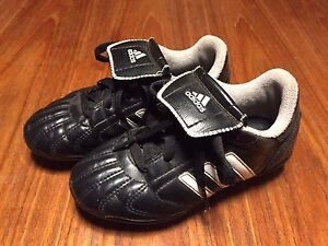 Adidas Youth Soccer Shoes - Size 12
